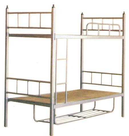 钢制双层床