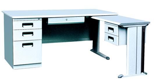 豪华L型办公桌