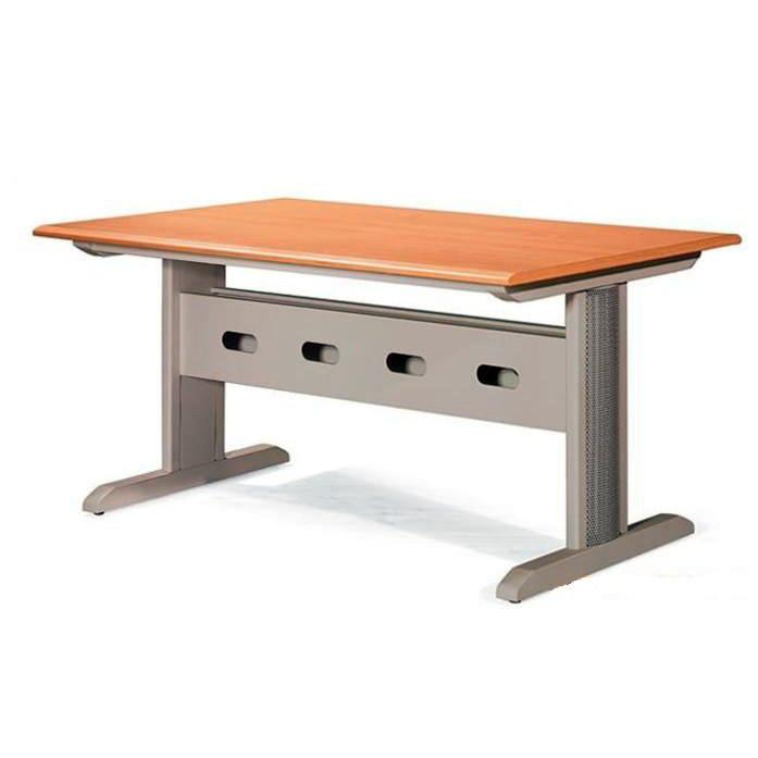 豪华钢制阅览桌